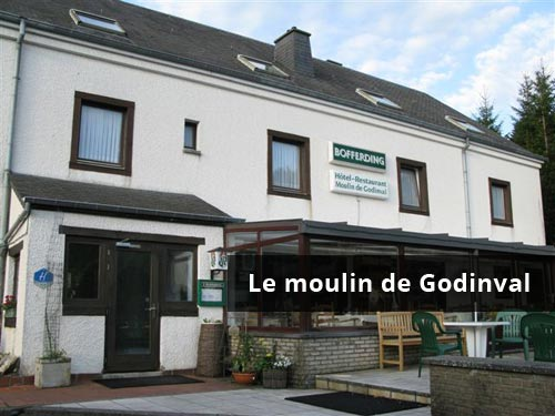 MOULIN DE GODINVAL