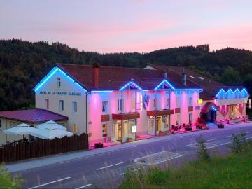 HOTEL DE LA GRANDE CASCADE